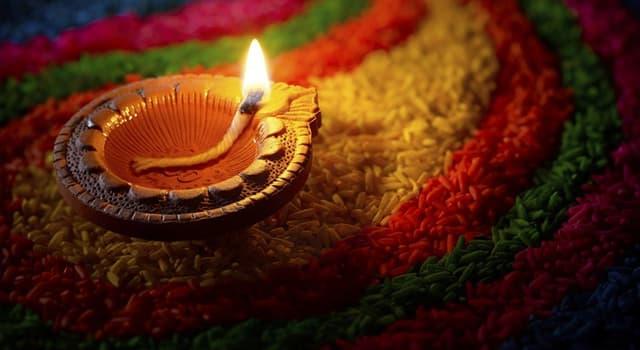 Kultur Wissensfrage: Wie heißt das hinduistische Festival, das den Geburtstag des Gottes Rama feiert?