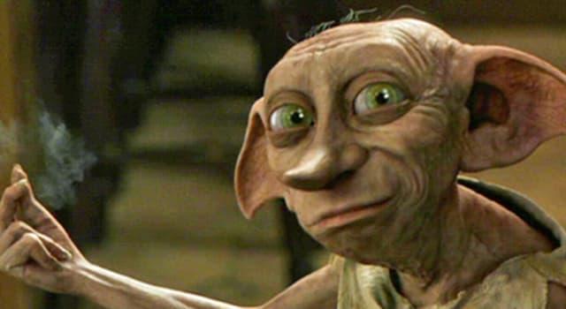 Kultur Wissensfrage: Wie heißt der Hauself aus der Harry-Potter-Romanreihe?