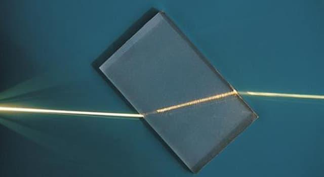 Wissenschaft Wissensfrage: Wie heißt der Index, der beschreibt, wie viel Licht beim Eintritt in ein Material gebrochen