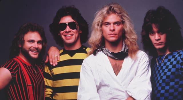 Kultur Wissensfrage: Wie nannte sich die Band Van Halen 1972, bevor sie erfuhr, dass der Name bereits verwendet wurde?