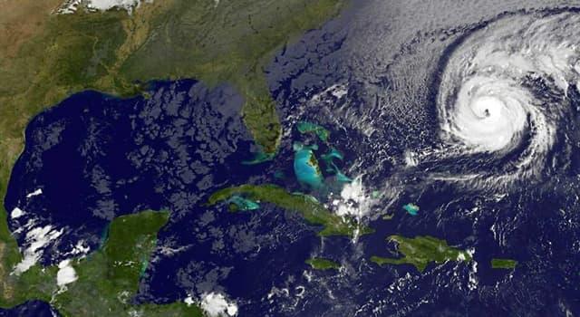 Geographie Wissensfrage: Wie nennt man auch das Bermudadreieck?