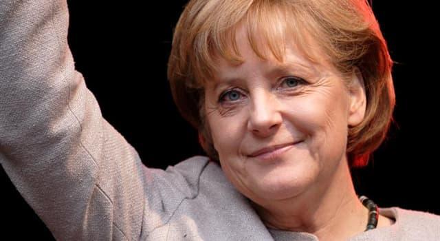 Gesellschaft Wissensfrage: Wie viele eigene Kinder hat Angela Merkel?