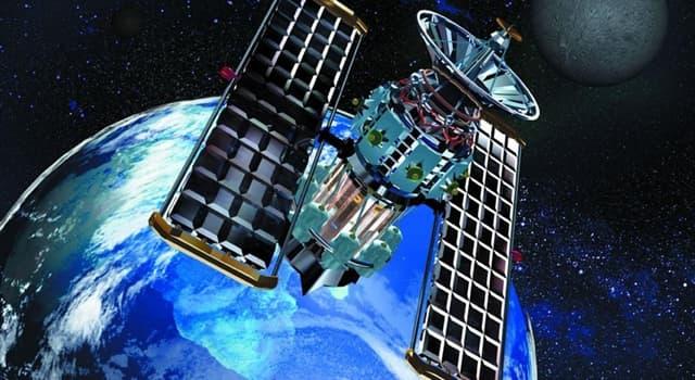 Wissenschaft Wissensfrage: Wie viele Satelliten wurden jemals von einem Meteoriten zerstört?