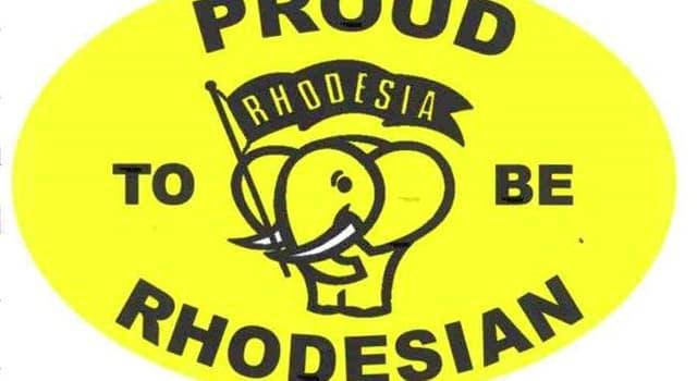 Geographie Wissensfrage: Wo befand sich die Republik Rhodesien?