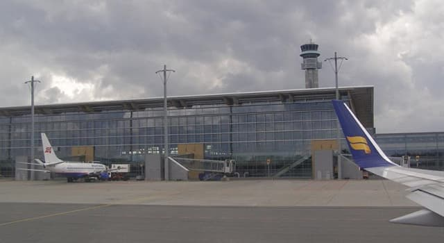 Geographie Wissensfrage: Wo befindet sich der Ninoy Aquino International Airport?
