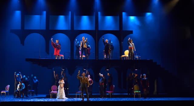 Kultur Wissensfrage: Woher stammt die Oper?