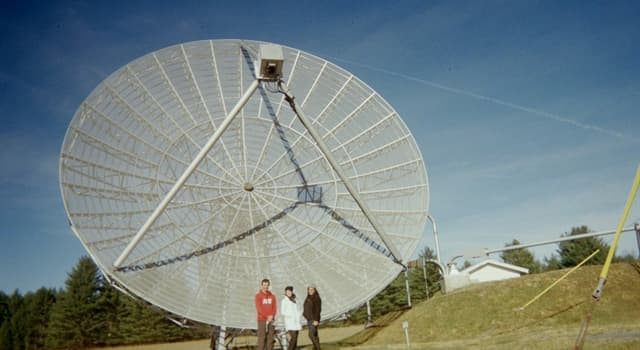 Wissenschaft Wissensfrage: Womit befasst sich die Radioastronomie?