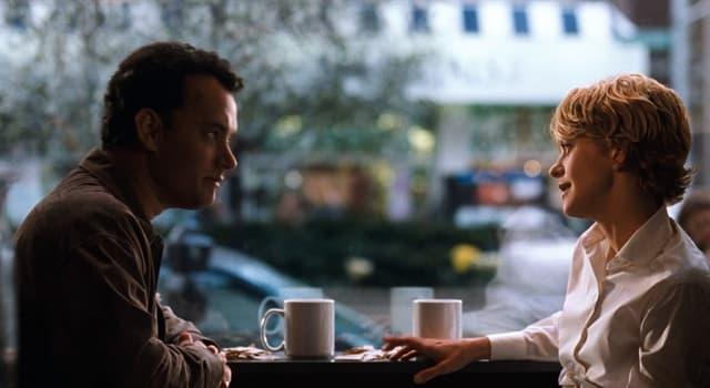 """Film & Fernsehen Wissensfrage: Womit beschäftigten sich Joe und Kelly im Film """"e-m@il für Dich"""" (1998)?"""