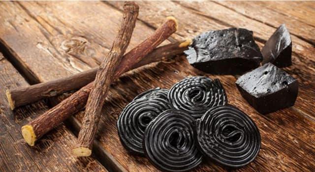 Kultur Wissensfrage: Woraus sind diese Süßigkeiten gemacht?