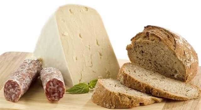Kultura Pytanie-Ciekawostka: Z mleka którego zwierzęcia robiony jest ser Chèvre Bleu?