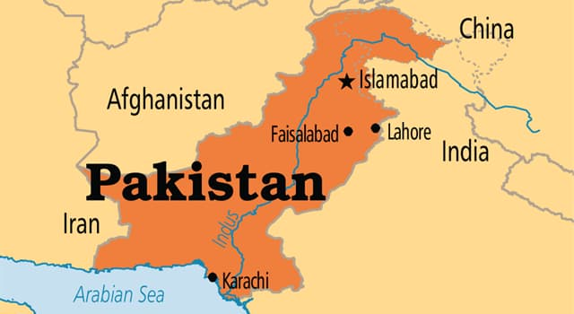 Geography Trivia Question: As of 2019, which is the most populous city in Pakistan?