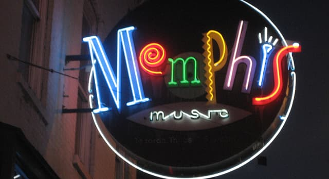 Culture Trivia Question: Beale Street in Memphis, Tennessee promotes itself as which of the following?