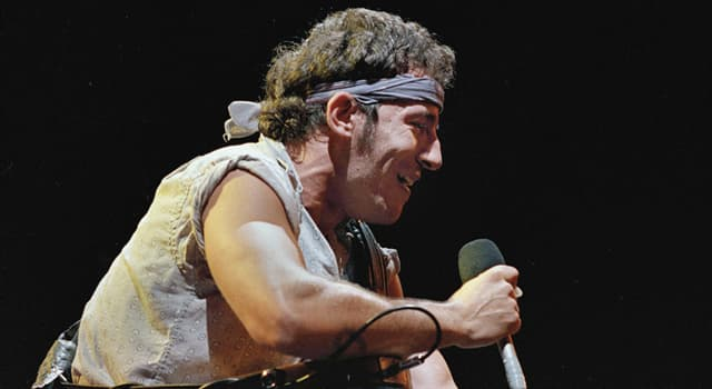 Culture Trivia Question: Bruce Springsteen earned an Academy Award for which song?