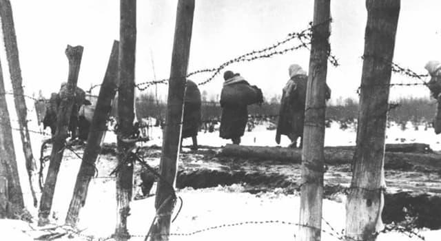 """Історія Запитання-цікавинка: Де знаходився концтабір """"Озаричі""""?"""