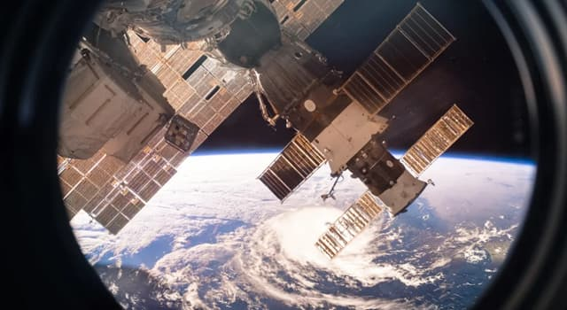 Science Trivia Question: How many Americans celebrated Thanksgiving aboard the International Space Station in 2019?