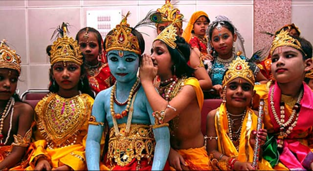 Culture Trivia Question: As of 2019, how many followers does Hinduism have?