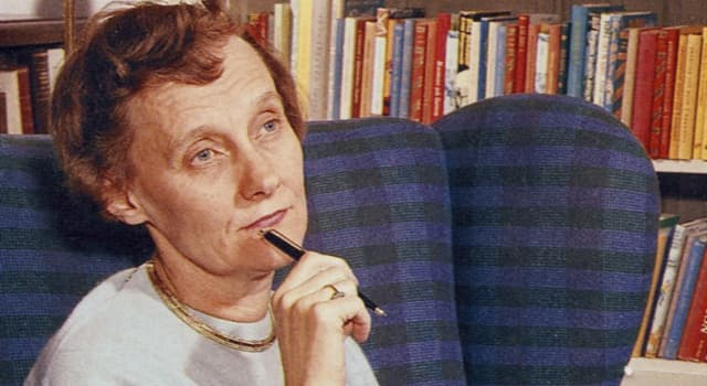 Culture Trivia Question: How old was author Astrid Lindgren at the time of her death?