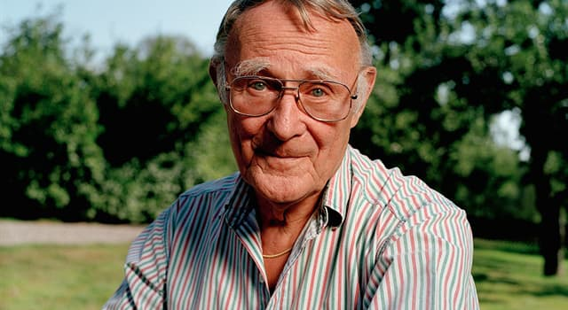 Society Trivia Question: How old was Ingvar Kamprad, the founder of IKEA, at the time of his death?