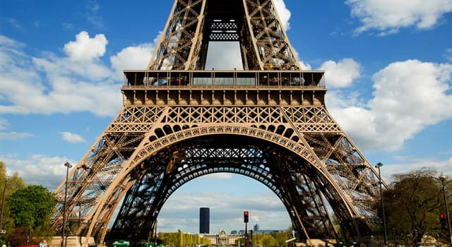 Society Trivia Question: How tall is the Eiffel Tower?