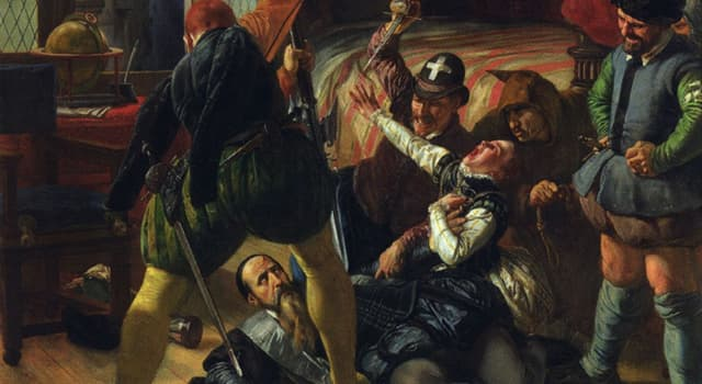 History Trivia Question: In 1572, which targeted group of assassinations against the Huguenots took place?