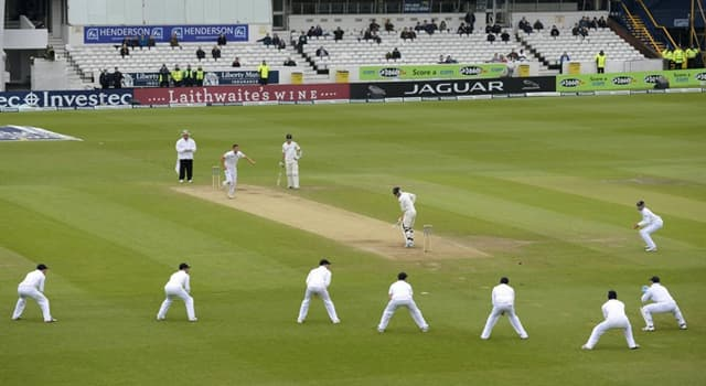 Sport Trivia Question: In 2016, which cricketer scored the fastest ever Test century (100 runs) in his last Test match?