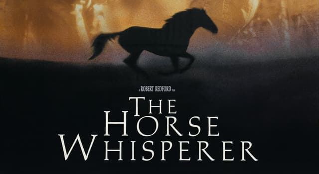 """Movies & TV Trivia Question: In the film """"The Horse Whisperer"""" who plays the injured teenager Grace MacLean?"""