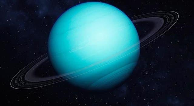 Наука Запитання-цікавинка: Як називається найбільший супутник Урана?