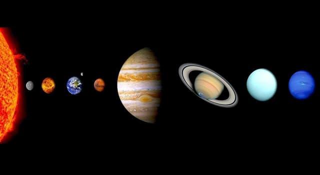 Наука Запитання-цікавинка: Яка планета стала першою планетою, у якої було виявлено ядро?