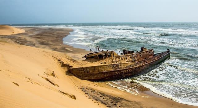 """Географія Запитання-цікавинка: Який """"берег"""" розташований в Намібії?"""