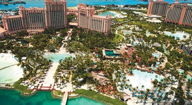 Geographie Wissensfrage: Wie heißt die Hauptstadt der Bahamas?