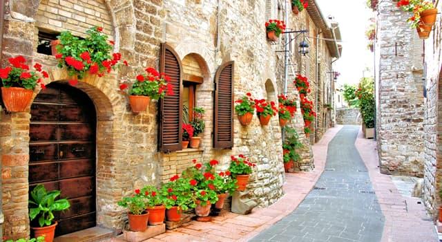 Географія Запитання-цікавинка: Яке місто є столицею Італії?