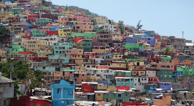 Географія Запитання-цікавинка: Яке місто є столицею Республіки Гаїті?