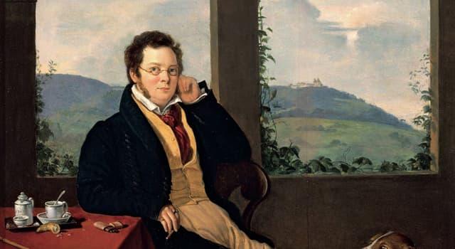 Культура Запитання-цікавинка: Композитором якої країни є Франц Шуберт?