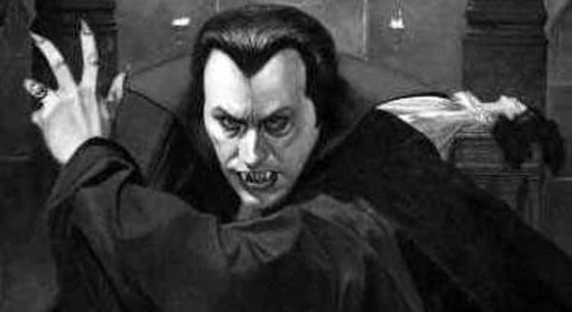 Культура Запитання-цікавинка: Хто є прототипом графа Дракули в романі Брема Стокера?