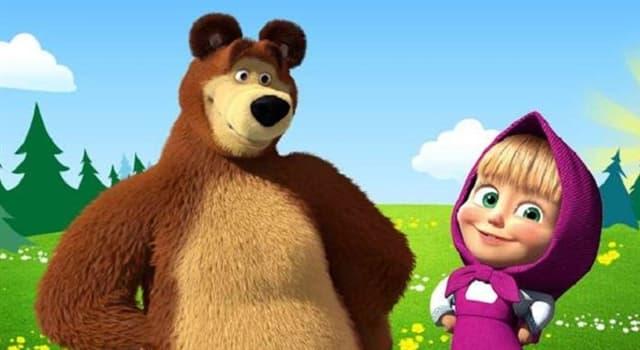 """Фільми та серіали Запитання-цікавинка: Хто є режисером серіалу """"Маша і Ведмідь""""?"""
