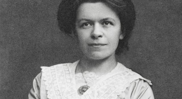 Science Trivia Question: Mileva Marić was the first wife of which famous scientist?