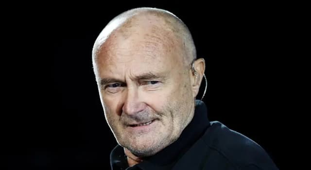 Culture Trivia Question: Phil Collins had his first United States number one solo single with which song?