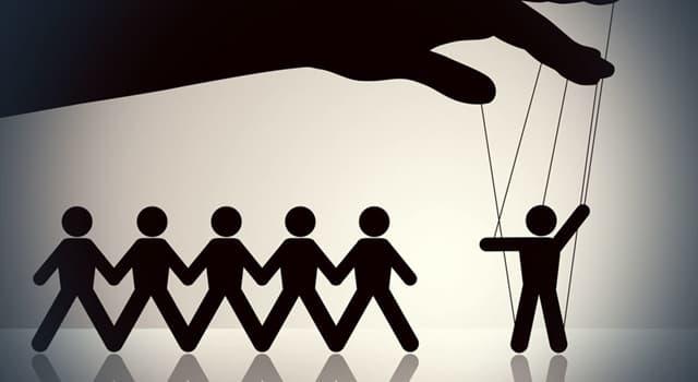Суспільство Запитання-цікавинка: При якому суспільному ладі влада складається з еліти, сформованої представниками одного народу?