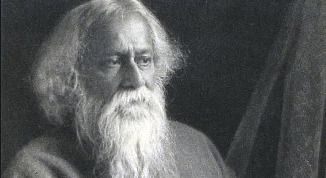 Culture Trivia Question: Rabindranath Tagore wrote India's national anthem and which other country's national anthem?