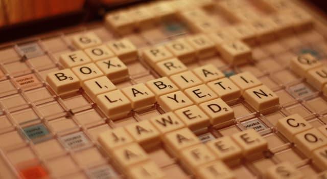 Культура Запитання-цікавинка: В якій настільній грі змагаються в освіті слів?