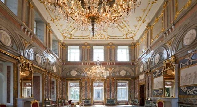 Культура Запитання-цікавинка: В якому російському місті розташований Мармуровий палац?