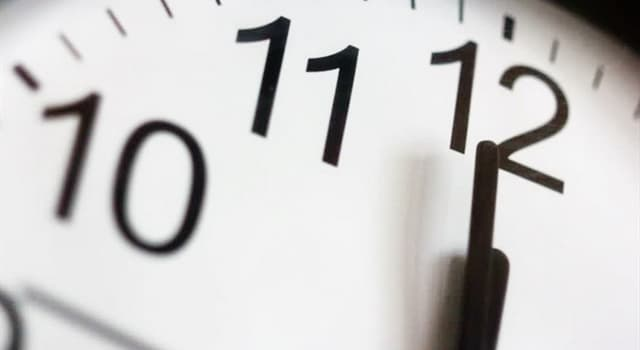 Society Trivia Question: Which is an order specifying a time during which certain regulations apply?
