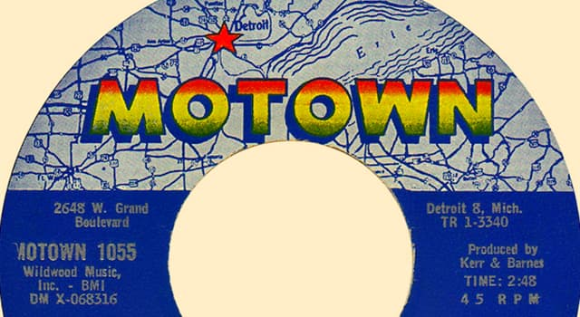 Culture Trivia Question: What Motown Record Company singer was killed by his father in 1984?