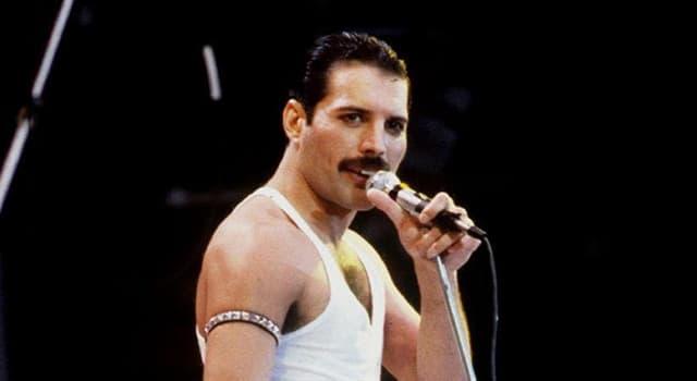 Society Trivia Question: What year did Freddie Mercury die?