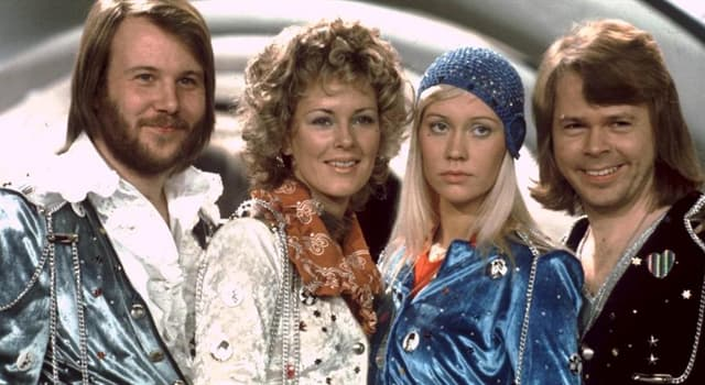 """Culture Trivia Question: When was the pop group """"ABBA"""" formed?"""