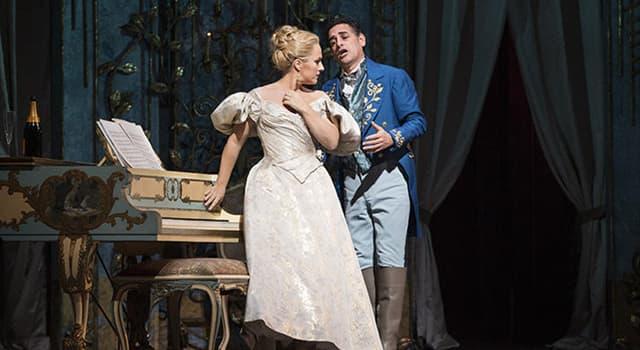 Culture Trivia Question: When was the Italian opera 'La Traviata' first performed?