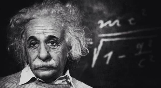 Science Trivia Question: Where was Albert Einstein born?