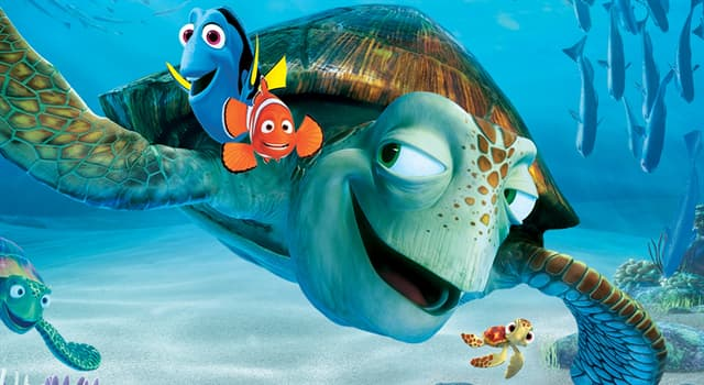 """Movies & TV Trivia Question: Which character from the adventure film """"Finding Nemo"""" suffers from short-term memory loss?"""