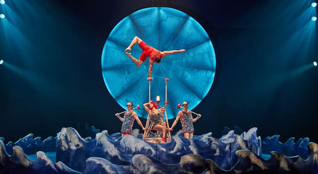 Culture Trivia Question: Which country is the origin of 'Cirque du Soleil'?