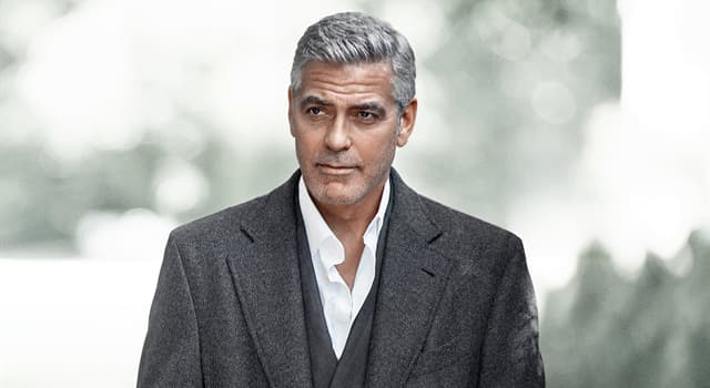 Movies & TV Trivia Question: Which film was George Clooney's directorial debut?